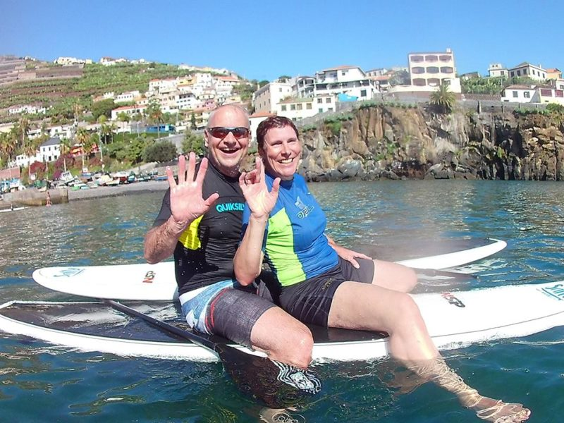 Stand up Paddle tour in Madeira Island – Testimonial