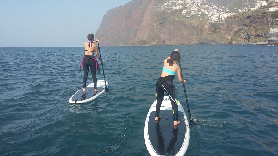 Stand Up Paddle in Madeira Island - Salty